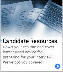 Candidate Resources